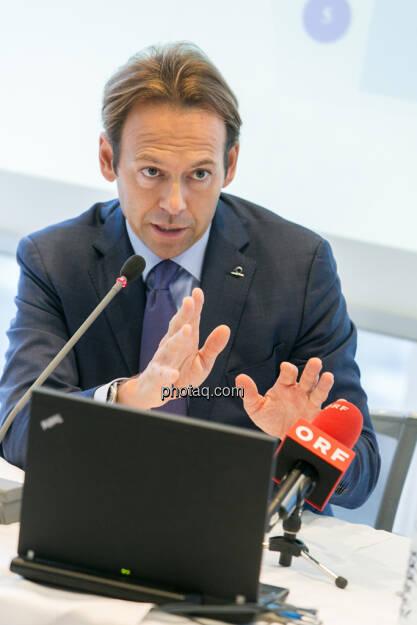 Andreas Brandstetter, CEO UNIQA Insurance Group AG , © finanzmarktfoto.at/Martina Draper (24.09.2013)