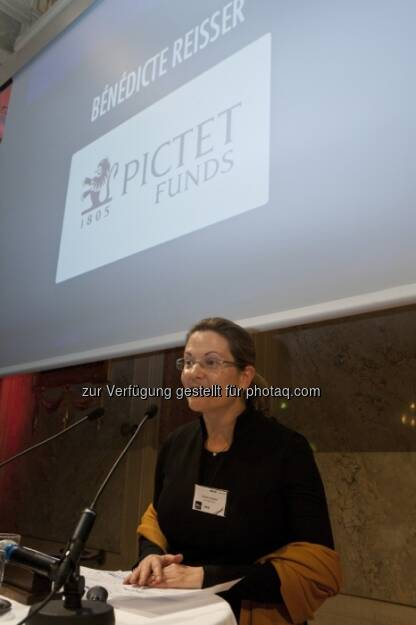Bénédicte Reisser, Pictet Funds (15.12.2012)