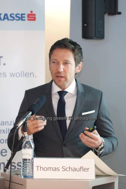 Thomas Schaufler (Erste Asset Management Vorstand), © Michaela Mejta / finanzmarktfoto.at (30.09.2013)