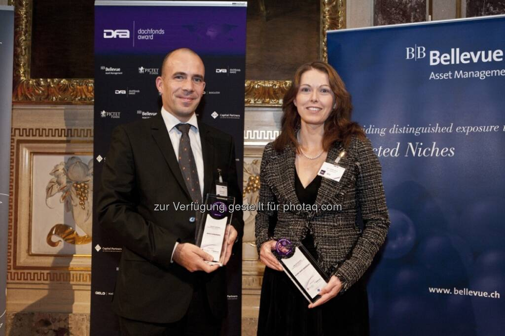 Rene Hochsam, Security Kapitalanlage AG, Ingrid Bach, Allianz Invest KAG (15.12.2012)