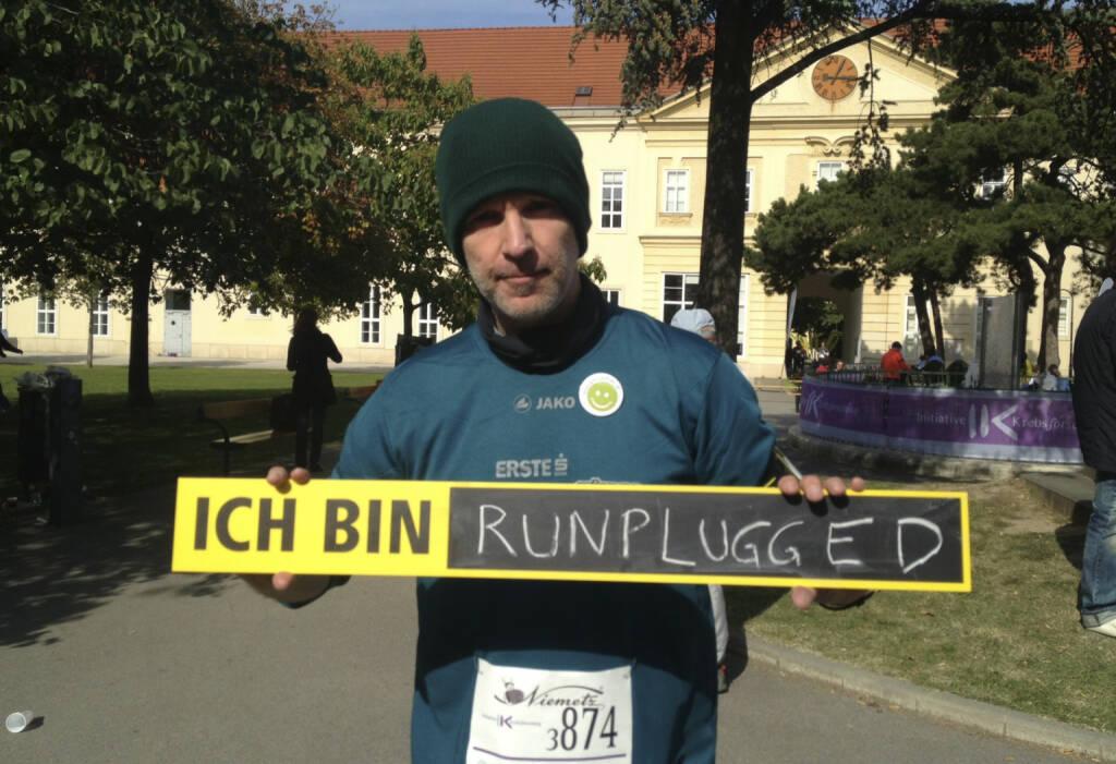 Christian Drastil ist runplugged (05.10.2013)