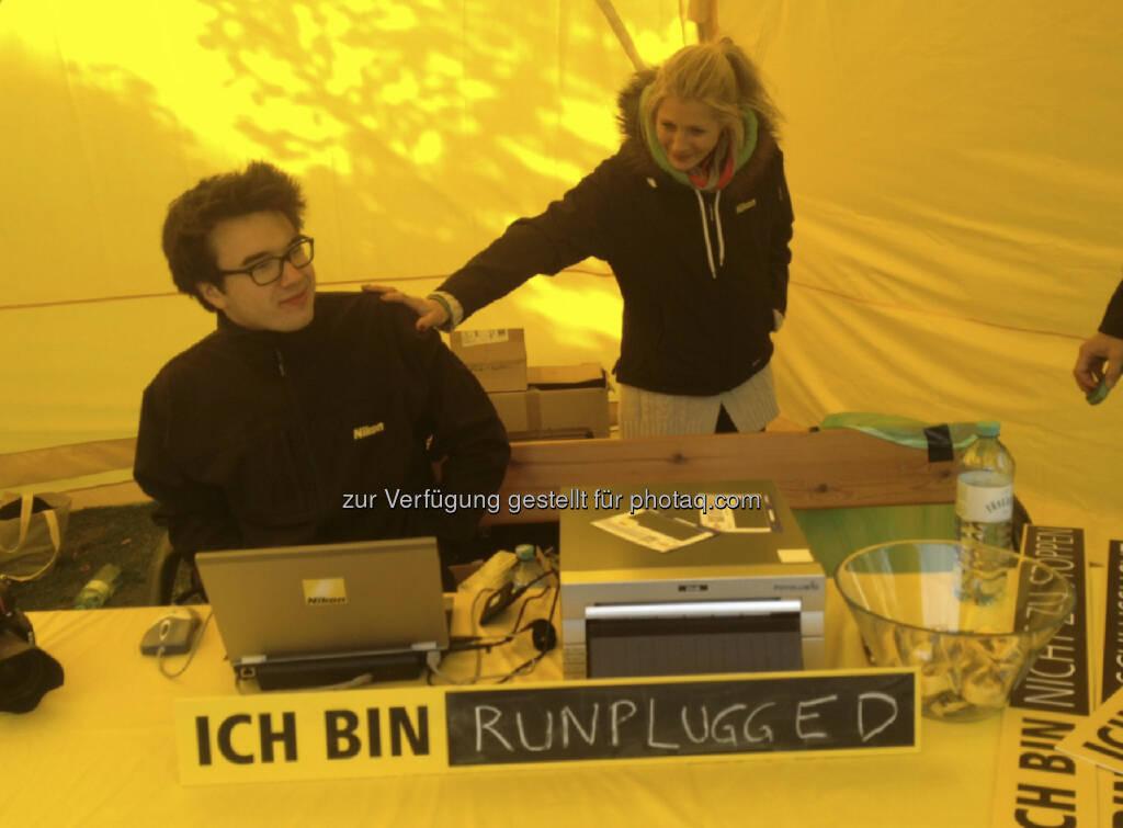 Nikon - ich bin runplugged (05.10.2013)