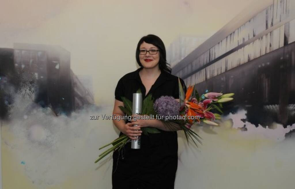 Lucia Tallova, © Strabag Kunstforum (05.10.2013)