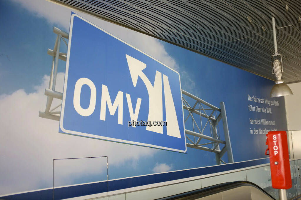 OMV, Stop, rot (06.10.2013)