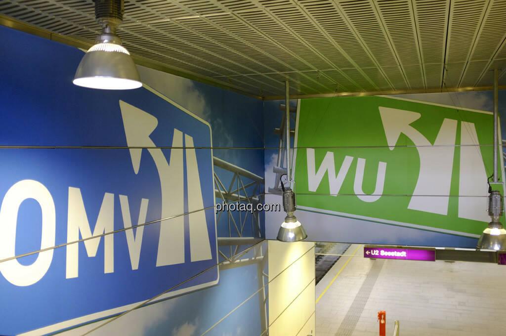OMV, WU Wien, Seestadt (06.10.2013)