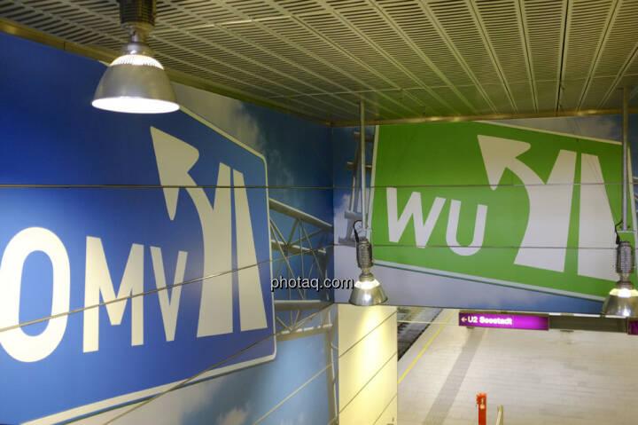 OMV, WU Wien, Seestadt
