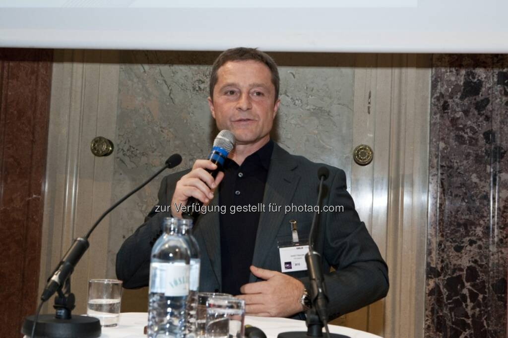 Mario Franzin, GELD-Magazin (15.12.2012)