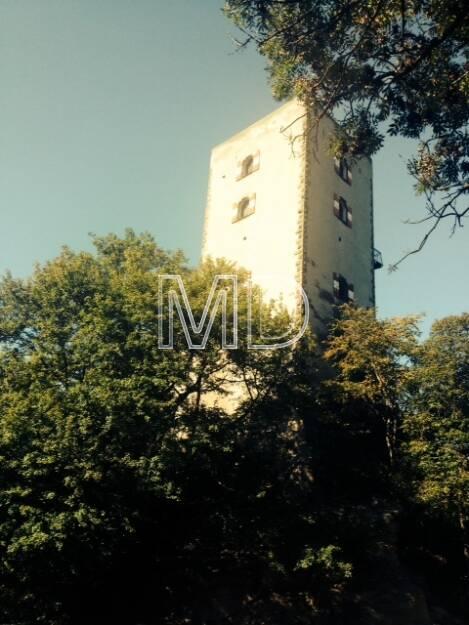 Burg Greifenstein, © Martina Draper (08.10.2013)