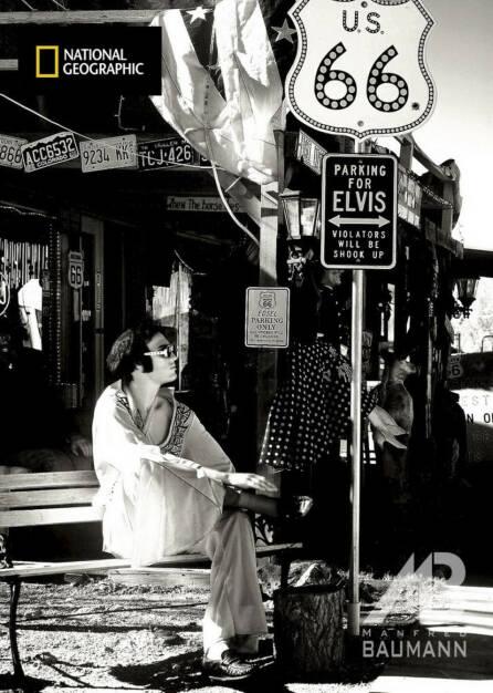 Elvis, Route 66, © www.manfredbaumann.com (10.10.2013)