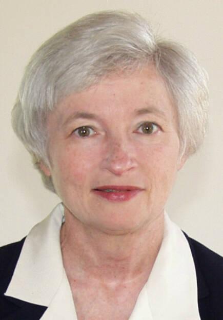 Janet Yellen: Präsident Obama hat sie für den Vorsitz der amerikanischen Zentralbank Fed nominiert (c) frbsf.org (11.10.2013)