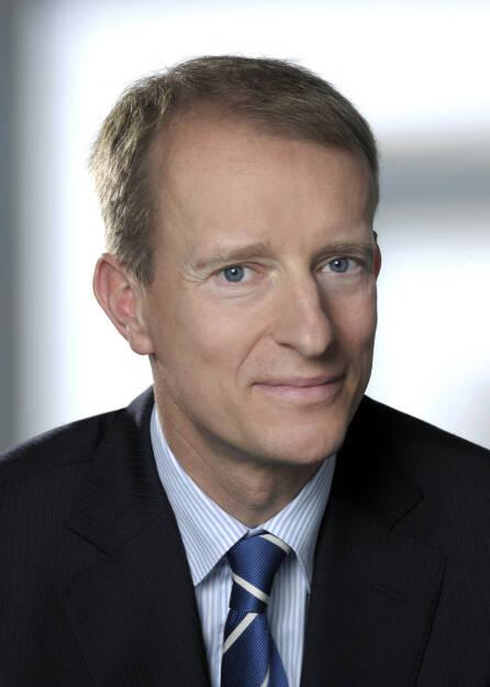 Albrecht Neumann, Siemens, wird mit Wirkung zum 1. November 2013 CEO der Sektor-geführten Business Unit Metals Technologies. (Foto: Siemens) (11.10.2013)
