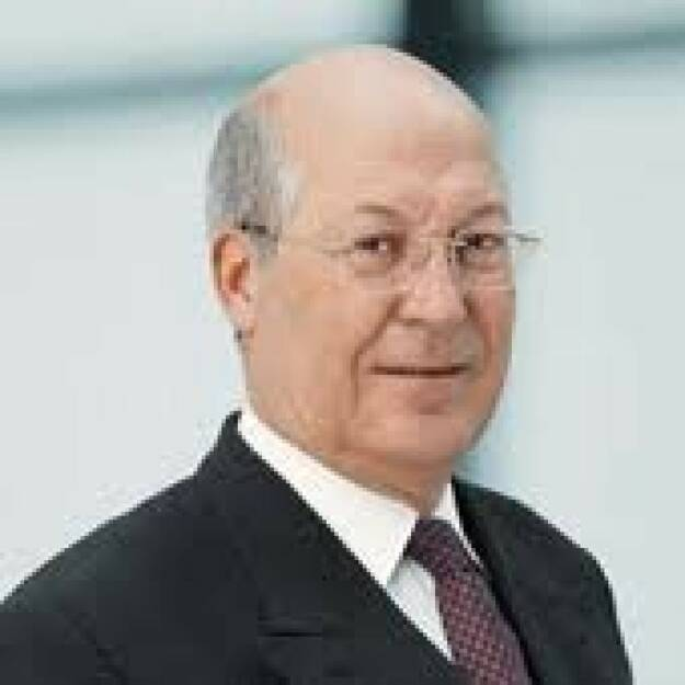 Heinz Sundt, Ex-Vorstand Telekom Austria (13. Oktober), finanzmarktfoto.at wünscht alles Gute!, © entweder mit freundlicher Genehmigung der Geburtstagskinder von Facebook oder von den jeweils offiziellen Websites  (13.10.2013)