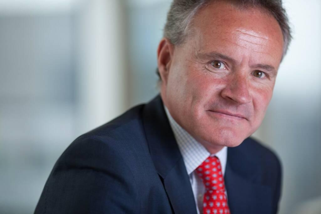 John Bennett, Head of European Equities und Fondsmanager des Henderson Gartmore Continental European Fund, begann im November letzten Jahres wieder stärker in Banken zu investieren (Bild: Henderson) (14.10.2013)
