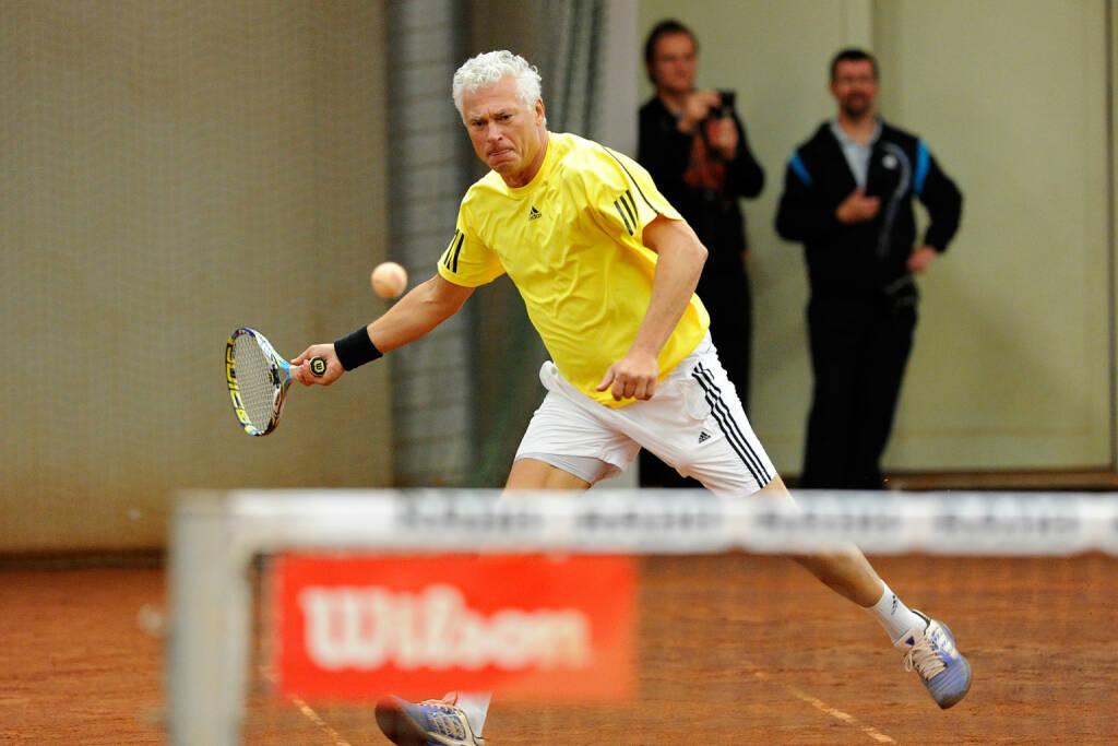 Rado ProAm der Erste Bank Open: Toni Polster (c) Bildagentur Zolles KG (14.10.2013)
