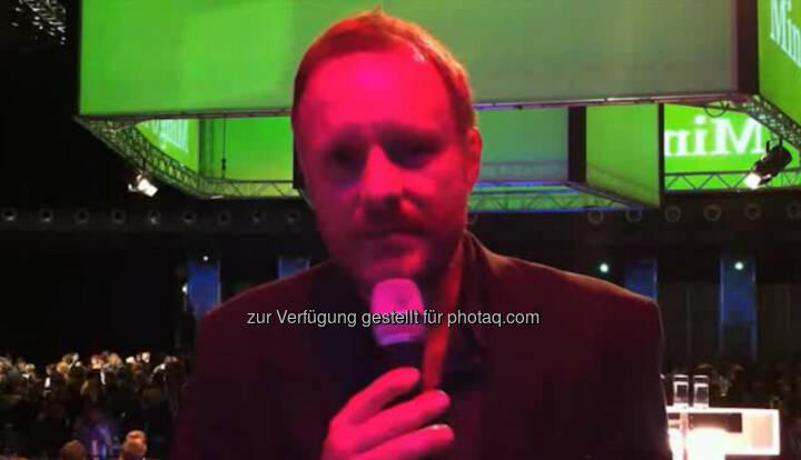Christoph Grissemann, Komiker Mein Rat: Keine Drogen, keine Frauen, viel Schlaf. Das Video (2:27 min.) unter http://www.whatchado.net/videos/christoph_grissemann
