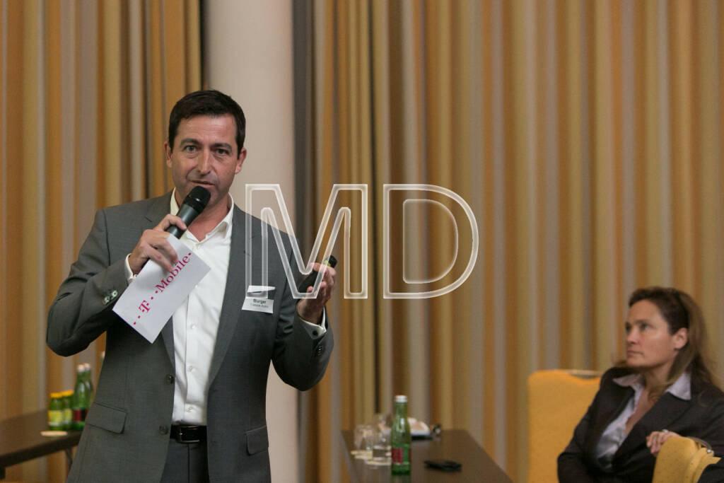 Joachim Burger (T-Mobile), © Martina Draper (16.10.2013)