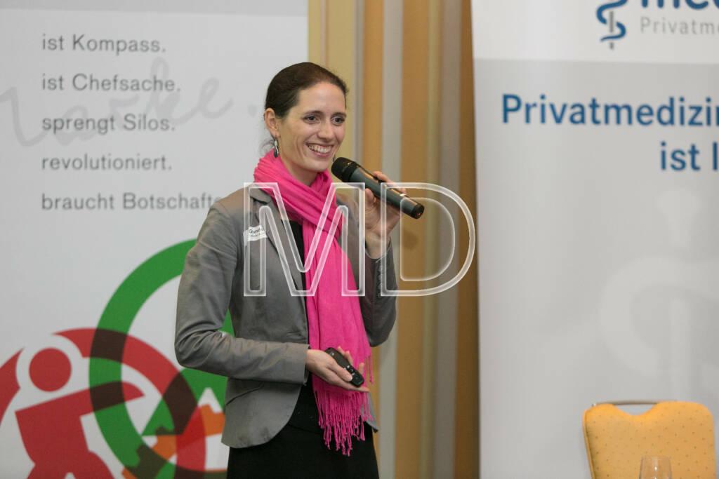 Barbara Grundei (T-Mobile), © Martina Draper (16.10.2013)