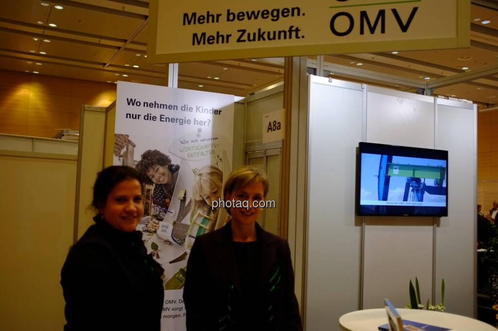OMV auf der Gewinn Messe 2013 (17.10.2013)