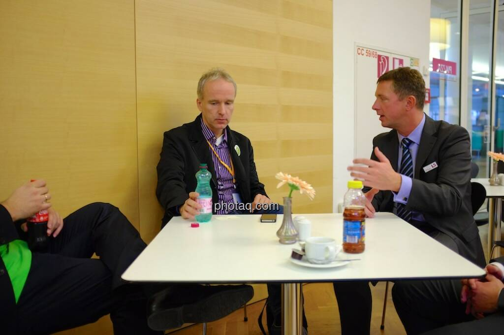 Christian Drastil im Gespräch mit Carsten Lütke-Bornefeld (L&S) (17.10.2013)