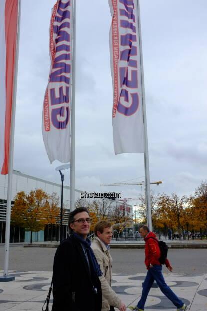 Gewinn Messe 2013 (17.10.2013)