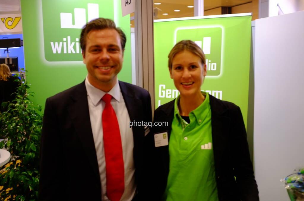 Benno Klebl (brokerjet), Christina Öhler (Wikifolio) (17.10.2013)