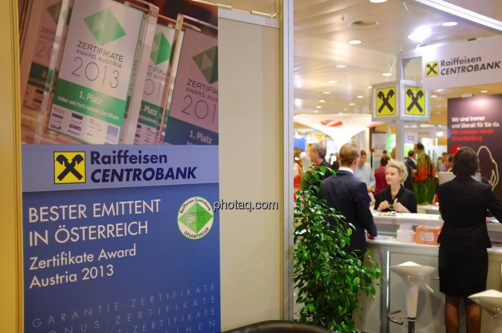RCB, Raiffeisen Centrobank (17.10.2013)