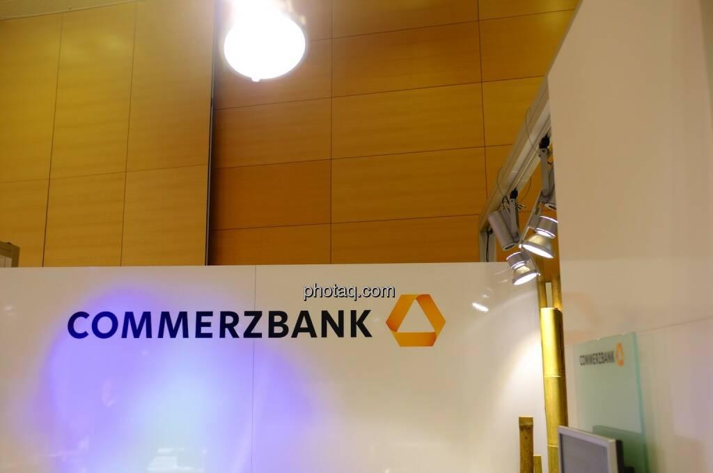 Commerzbank, Spot (17.10.2013)