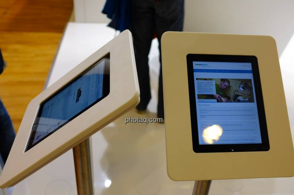 iPad voestalpine (17.10.2013)