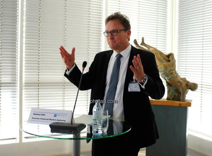 Helmut Ettl, FMA