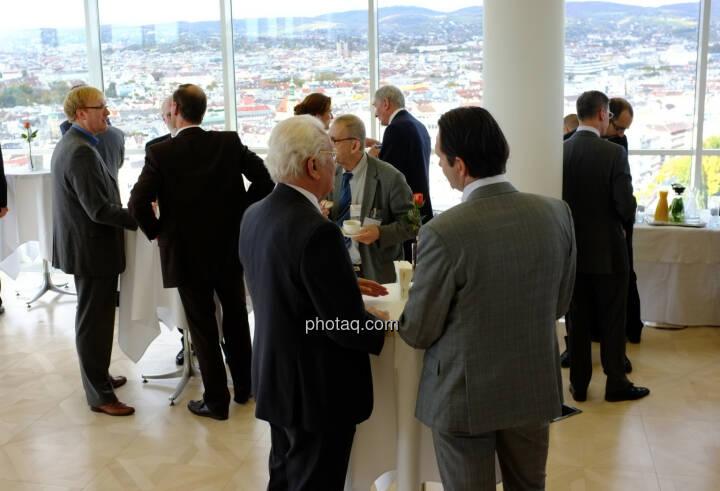 IVA / EuroFinUse-Konferenz im Ringturm