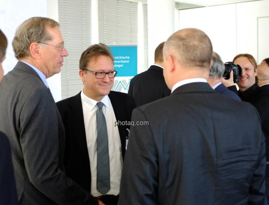 Wilhelm Rasinger (IVA), Helmut Ettl (FMA) (18.10.2013)