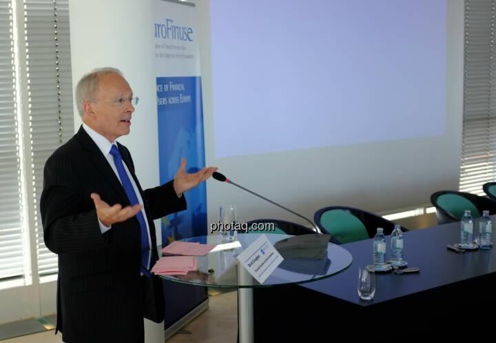 David Croughan, European Economic and Social Committee Member.