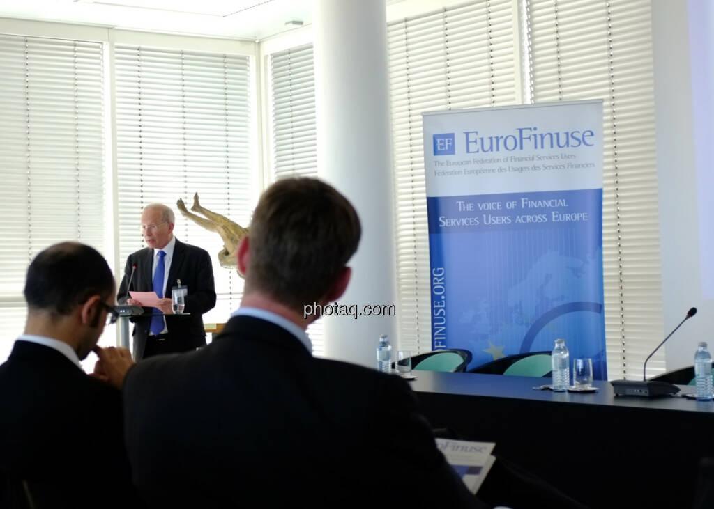 David Croughan, European Economic and Social Committee Member (18.10.2013)