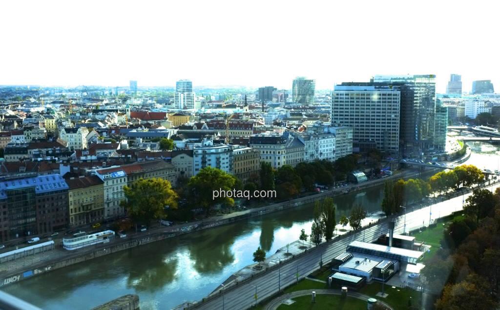 Wien Donaukanal, RLB (18.10.2013)