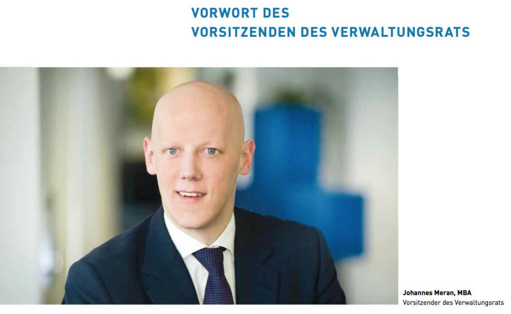 Johannes Meran (Vorsitzender des Verwaltungsrats), © conwert (21.10.2013)