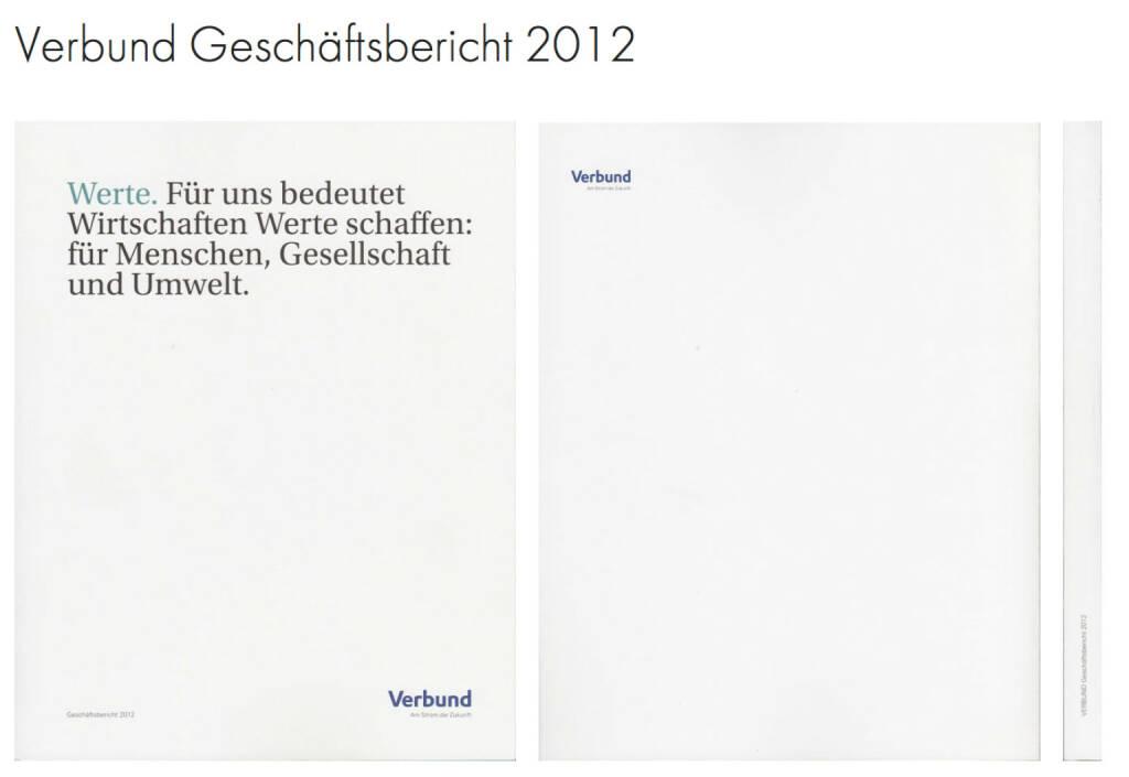 , © Verbund (22.10.2013)