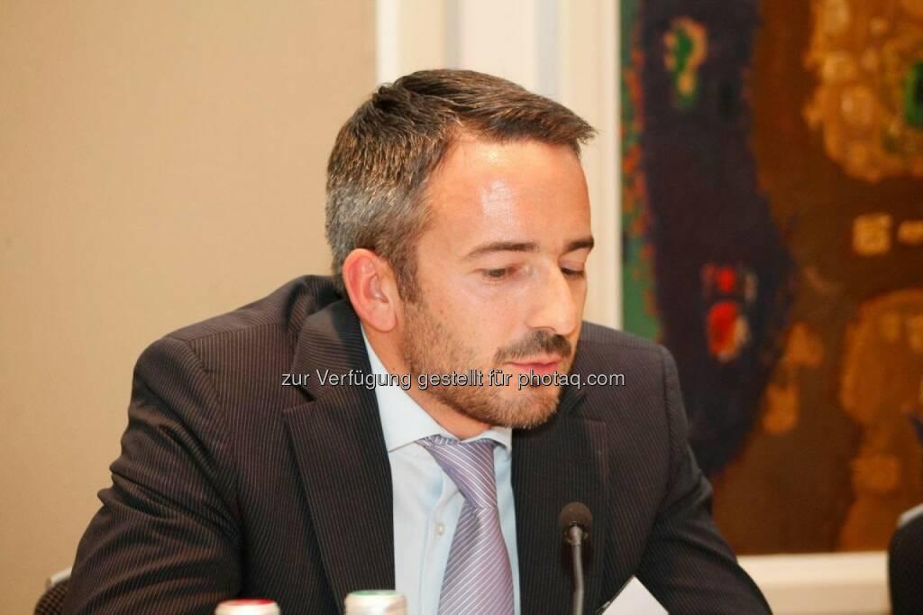 Manuel Taverne (Polytec), © C.I.R.A. (22.10.2013)