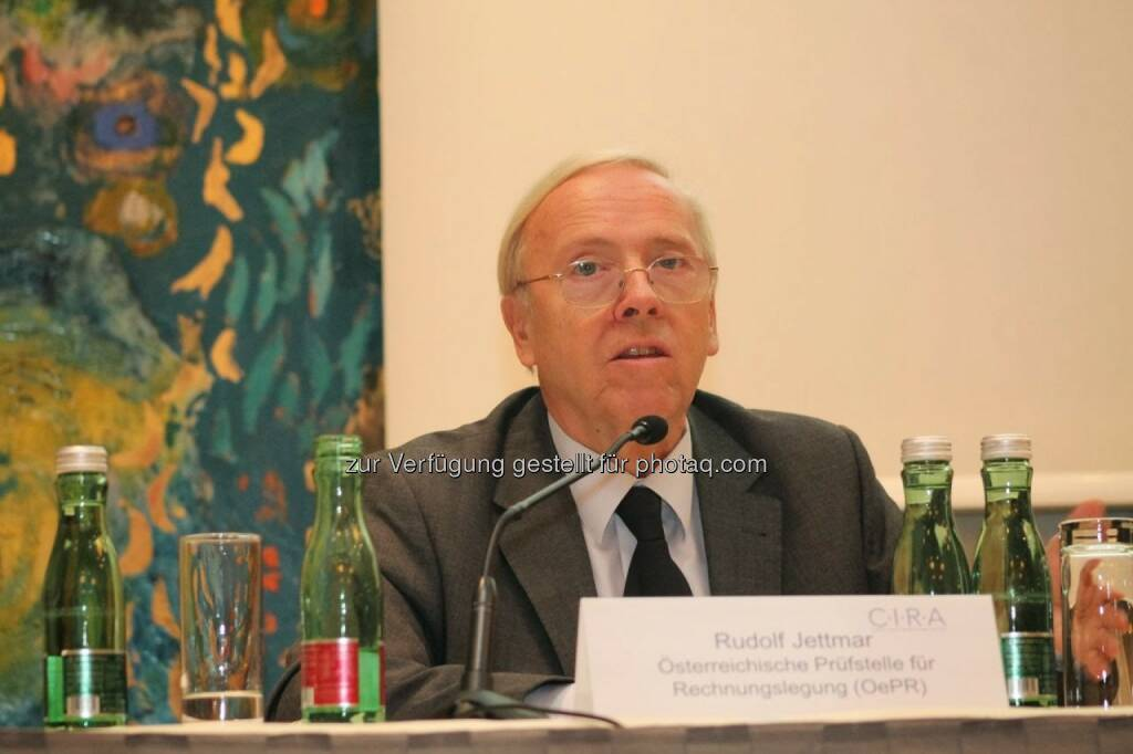 Rudolf Jettmar (OePR), © C.I.R.A. (22.10.2013)