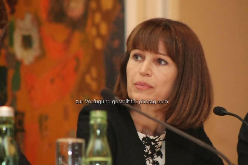 Birgit Kuras (Wiener Börse), © C.I.R.A. (22.10.2013)