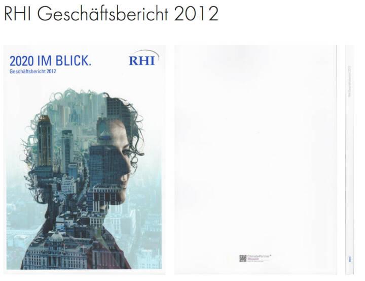 RHI Geschäftsbericht 2012 http://josefchladek.com/companyreport/rhi_geschaftsbericht_2012