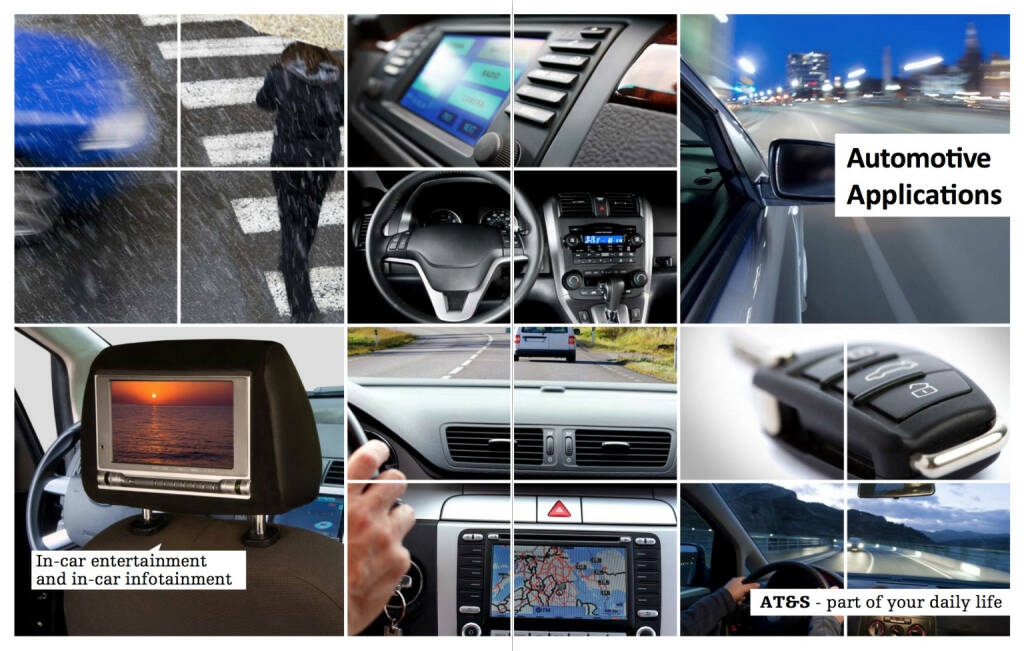 Automotive Applications, ATS, © AT&S (26.10.2013)