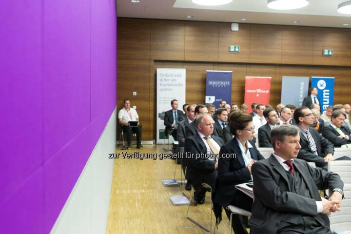 Heinrich Traumüller (Büro des Kapitalmarktbeauftragten, BMF), Austrian Equity Day 2013