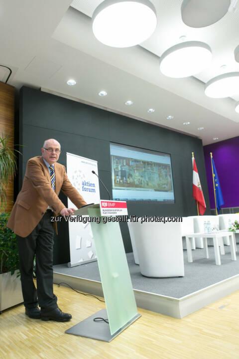Wolfgang Nolz, Vorsitzender, Österr. Arbeitskreis Corporate Governance, BMF