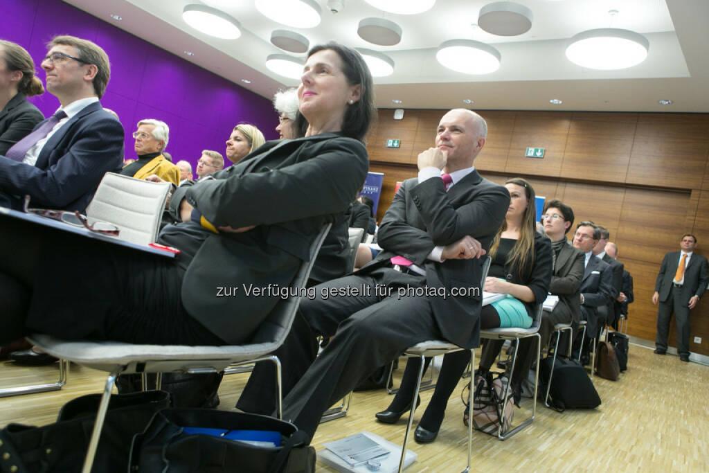 Brigitta Schwarzer, Austrian Equity Day 2013, © Martina Draper für das Aktienforum (30.10.2013)