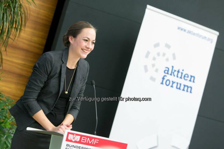 Ulrike Haidenthaller, GF Aktienforum