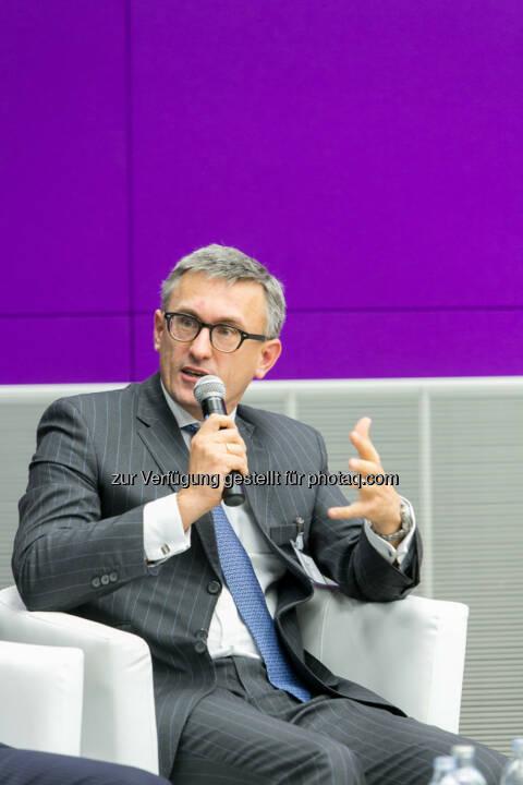 Robert Ottel, CFO voestalpine AG