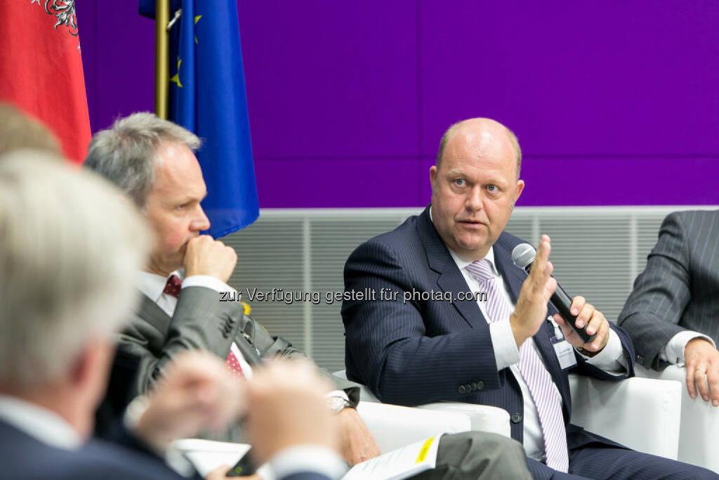 Alexander v. Preen, GF und Partner, Kienbaum Management GmbH, © Martina Draper für das Aktienforum (30.10.2013)