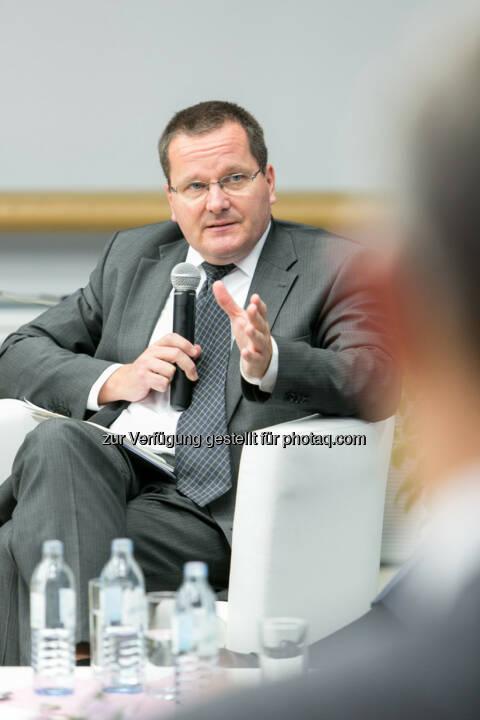 Michael Eberhartinger, BMF