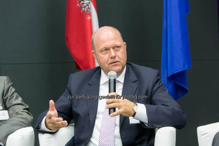 Alexander v. Preen, GF und Partner, Kienbaum Management GmbH