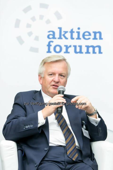 Rudolf Kemler, Vorstand Industrieholding AG